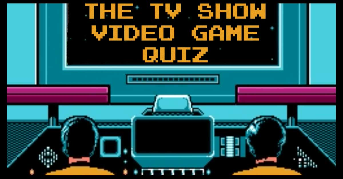 H&I | Can you guess the TV show from its classic video game