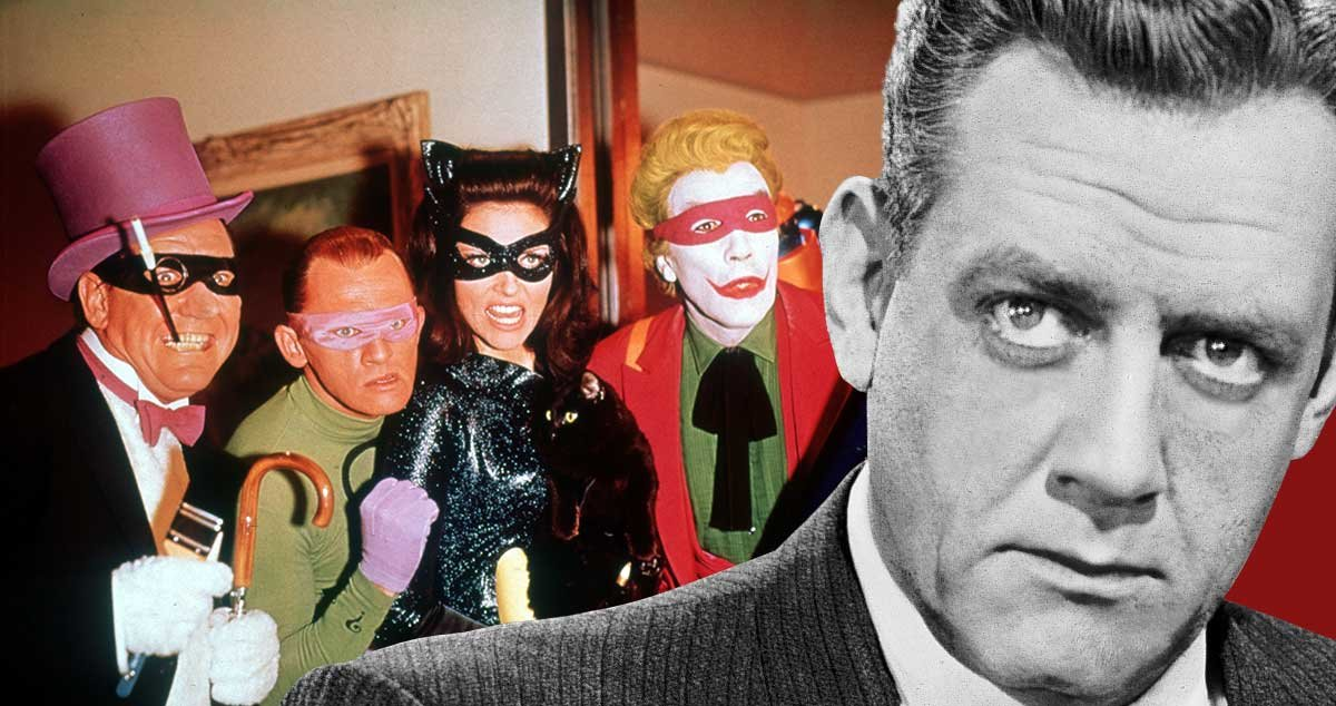H&I | Are these names of Perry Mason cases or Batman bad guys?